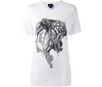 'lions' print T-shirt