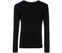 Gerippter 'Spatial' Pullover