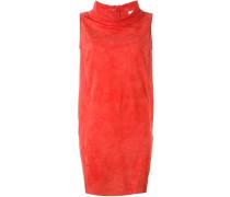 Kleid mit lockerer Passform - women - Wildleder