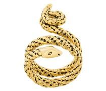 Ring im Schlange-Design
