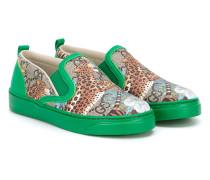 'GG Supreme Tiger' Sneakers