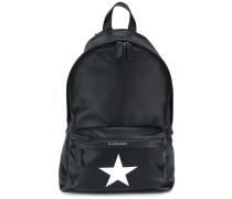 star print backpack