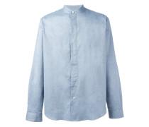 - Hemd mit Stehkragen - men - Baumwolle - XL