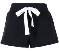 Shorts mit Schleife