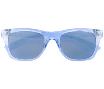 Rechteckige Sonnenbrille - men - plastic