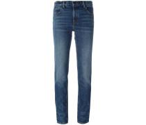 Schmale Jeans - women - Baumwolle - 29