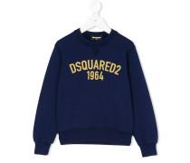 '1964' Sweatshirt mit Logo-Print