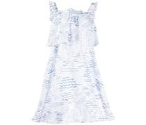 'Wave Mermaid' Kleid