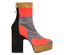 Stiefel in Colour-Block-Optik