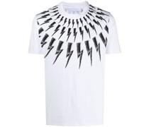 Scribbled Thunderbolt T-Shirt
