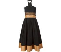 Bustier-Kleid mit Spitze