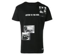 T-Shirt mit Foto-Print - men - Baumwolle - XL