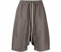 Baggy-Shorts mit Kordelzug