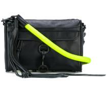 mini Mac shoulder bag - women - Leder