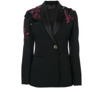 Baroque embroidered blazer