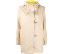 Mantel mit Hakenverschluss
