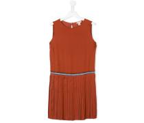 Kleid mit Faltenrock - kids - Polyester - 14 yrs