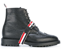 Stiefel mit Budapestermuster - men