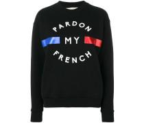 'Pardon My French' Sweatshirt