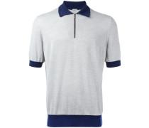 Poloshirt mit Kontrastdetails - men
