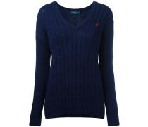 Pullover mit Zopfmuster - women - Baumwolle - S