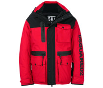 Ski padded jacket