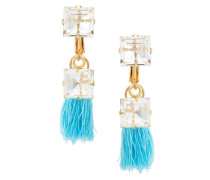 hanging tassel earrings