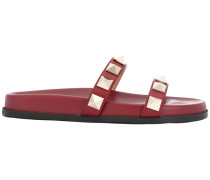 Garavani 'Flat Slide' Pantoletten
