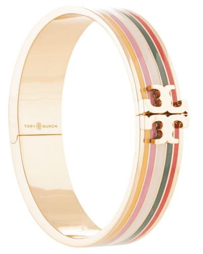 T-medallion bracelet