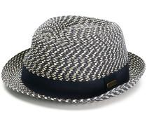 Hut mit Muster