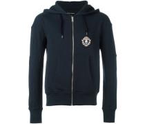skull patch hoodie
