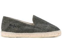 textured espadrilles - men
