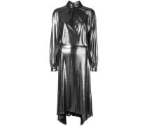 'Gabi' Kleid im Metallic-Look