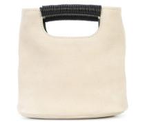 Rechteckige Mini-Handtasche