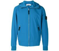 lightweight soft shell-R hooded jacket