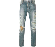 'Coolio' Distressed-Jeans