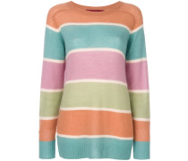 block striped jumper