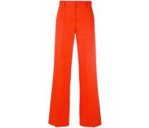 flared palazzo pants - women