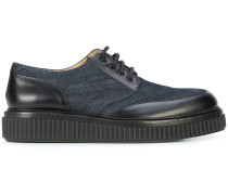 Ethan chunky sole Derby shoes