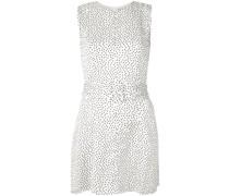 Gepunktetes 'Dutsa' Kleid