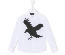 Hemd mit Adler-Print