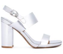 Sandalen mit mittelhohem Blockabsatz - women