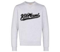 Sweatshirt im College-Look