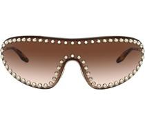 'Catwalk' Sonnenbrille mit Nieten