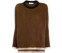 Gestrickter 'Ferni' Pullover