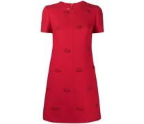 Besticktes Le Rouge Minikleid