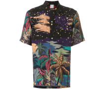 midnight print shirt