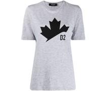 logo-print short-sleeved T-shirt