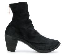Split ankle boots