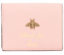 'blind for love' wallet - women - Leder